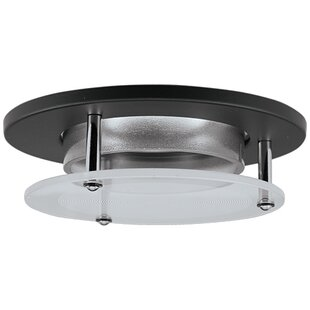 Buying Suspended Glass Lens 3 LED Recessed Trim By Elco Lighting
