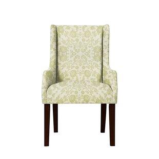 Red Barrel Studio Trigg Wingback Chair