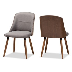 Brogdon Upholstered Dining Chair (Set of 2)
