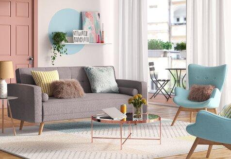 100 Living Room Scandinavian Design Ideas Wayfair