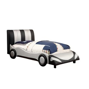Zoomie Kids Caistor Car Bed