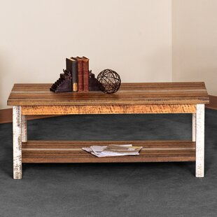 Deeter Farmhouse Coffee Table by Highland..