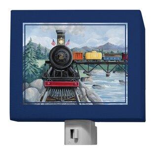 Oopsy Daisy Locomotive Journey Night Light