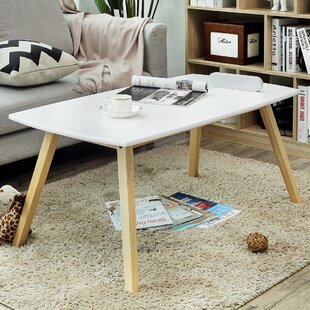 Deals Eggert Wood Coffee Table By George Oliver