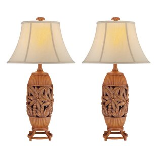 Reeves Palm Tree 32 Table Lamp (Set of 2)