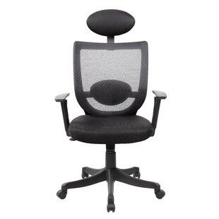 Affordable Izabella Ergonomic Mesh Conference Chair by Symple Stuff Reviews (2019) & Buyer's Guide
