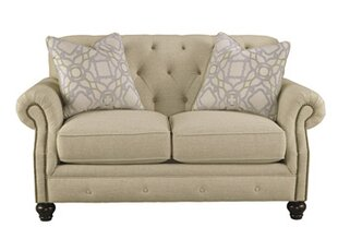 Shop Beallsville Loveseat by Darby Home Co