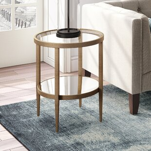 Abington End Table by Ebern Designs