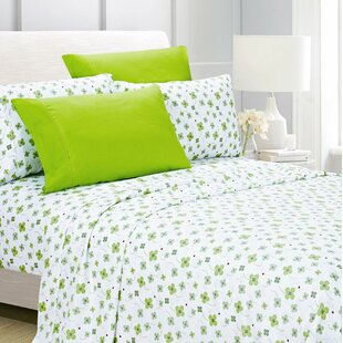 Alydar Floral Sheet Set
