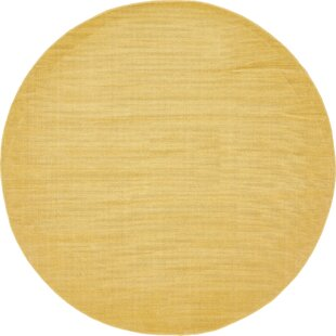 Squire Gold Area Rug by Zipcode Design