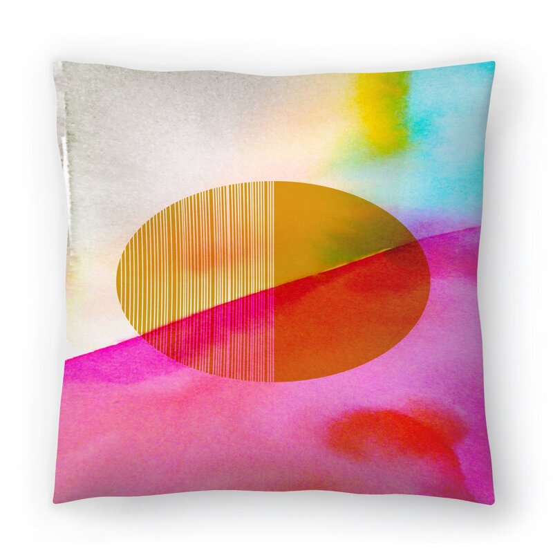 East Urban Home Hope Bainbridge Sphere Ii Throw Pillow Wayfair