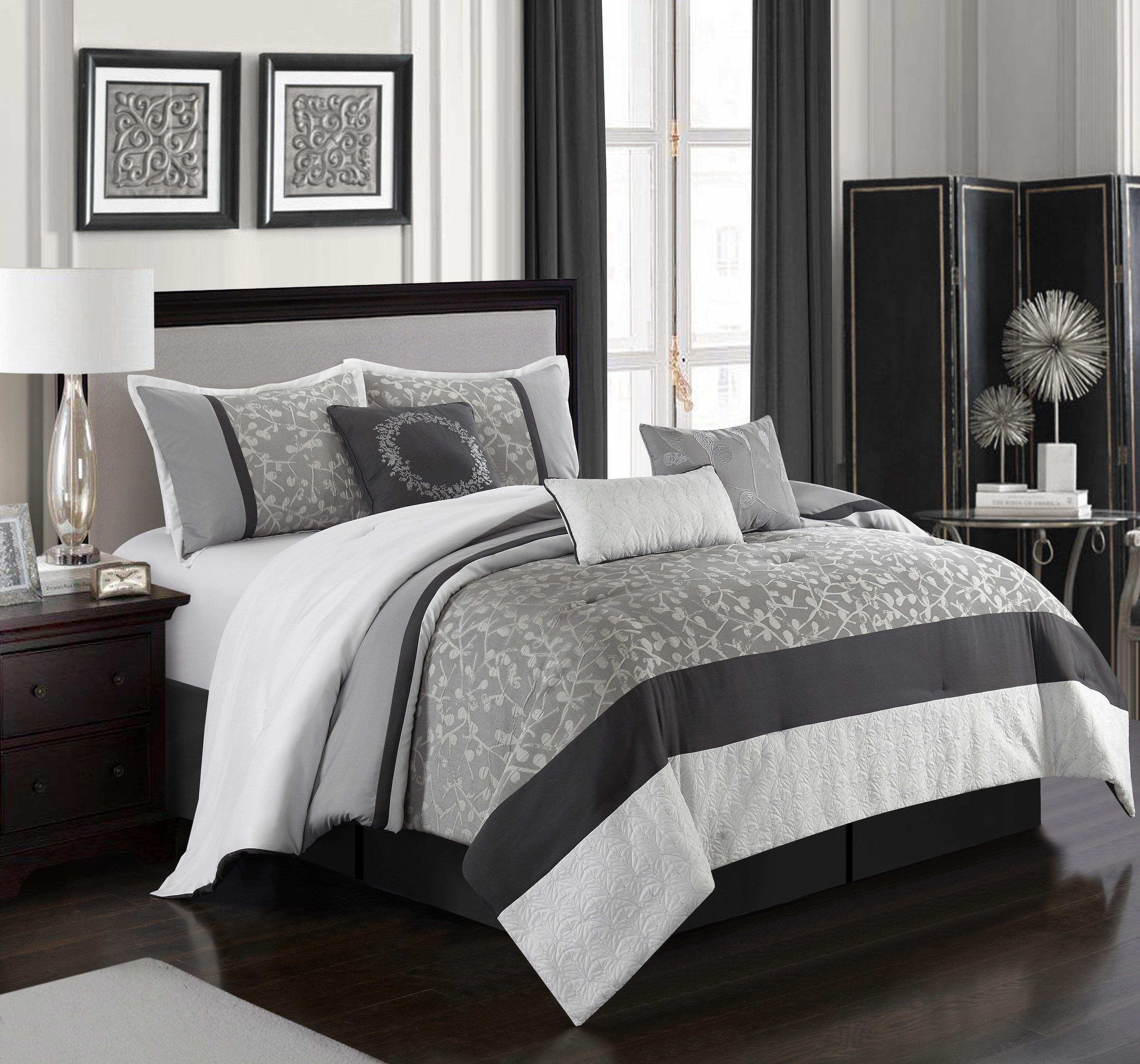 Winston Porter Thibodeau Comforter Set Reviews Wayfair