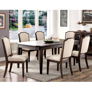 Freemont 7 Piece Dining Set by Darby Home Co