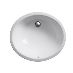 Kohler Caxton Ceramic Oval Undermount Bat..