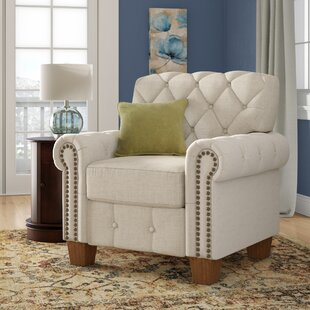 Leif Manual Recliner Darby Home Co