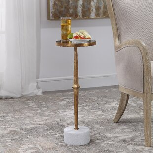 Mahar End Table by House of Hampton
