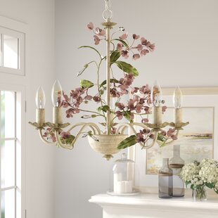 Birch Lane? Heritage Griggs 5-Light Candle Style Chandelier