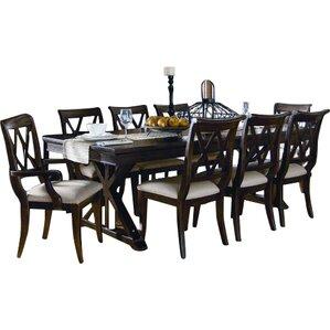 Rockton 9 Piece Dining Set by Laurel Foun..