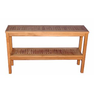 Solid Wood Buffet & Console Table by Regal Teak
