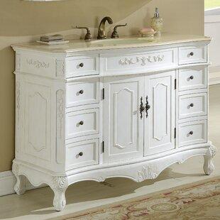 Inexpensive Mangold 48 Single Bathroom Vanity ByAstoria Grand