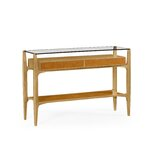 Architects House Console Table by Jonathan Charles Fine Furniture