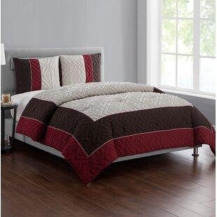 Orren Ellis Littleton 3 Piece Comforter Set