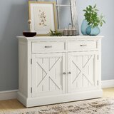 Moravia 47 Wide 2 Drawer Server by Laurel Foundry Modern Farmhouse