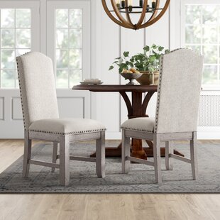 Farmhouse Rustic Dining Chairs Made