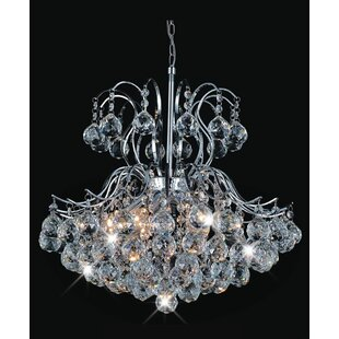 Rosdorf Park Grimes 6-Light Chandelier