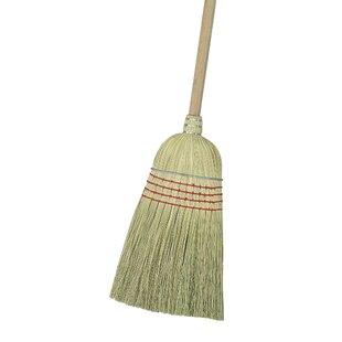 Flo-Pac® Corn Warehouse Broom (Set of 12)