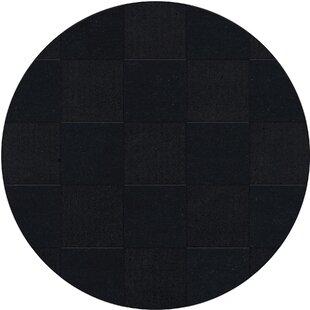 Big Save Dover Tufted Wool Black Area Rug ByDalyn Rug Co.