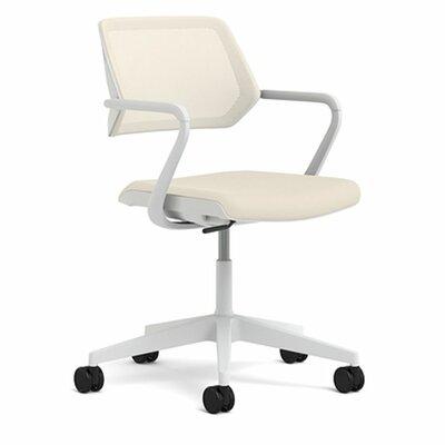 steelcase cobi mid back desk chair reviews wayfair