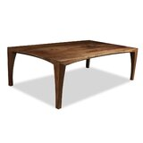 Gambrel Solid Wood Coffee Table by Foundry Select