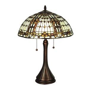Fleur-De-Lis Table Lamp