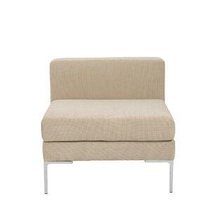 Brayden Studio Mccurley Slipper Chair