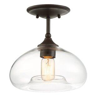 Modern Flush Mount Lighting | AllModern