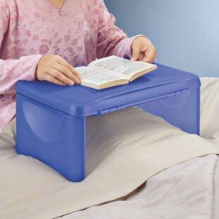 Storage Folding Laptop Tray by Miles Kimball