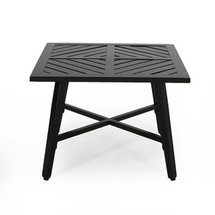 Sweet Aluminum Side Table
