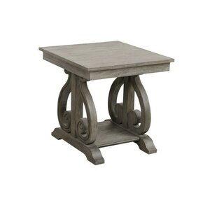 Harrison Wooden End Table