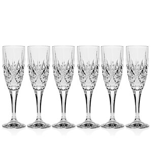 Dublin 6 oz. Champagne Toasting Flute (Set of 12)