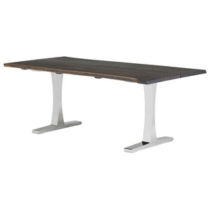Marini Metal Base Dining Table by 17 Stor..