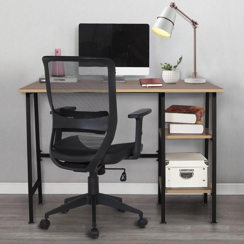 Latitude Run Turkol Reversible Desk And Chair Set Reviews