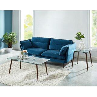 Argana 2 Piece Coffee Table Set by Brayden Studio SKU:AC834472 Shop