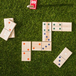 Dominoes Game By Freeport Park