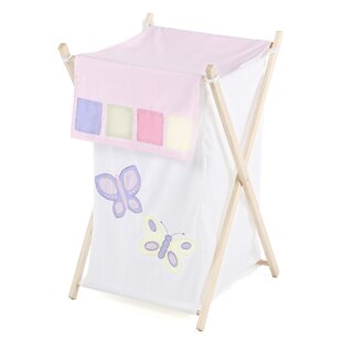 Butterfly Laundry Hamper By Sweet Jojo Designs
