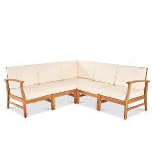 Antonia Patio Sectional with Cushions