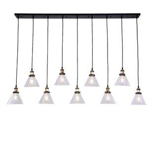 Vreeland Linear 9-Light Cl..
