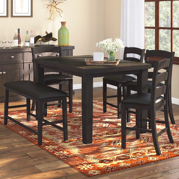Delicieux Bodie 6 Piece Counter Height Dining Set
