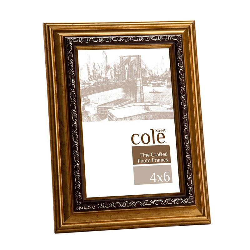 Philip Whitney Bevel Leaf Picture Frame Reviews Wayfair