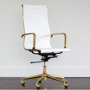 Alexis Mesh Conference Chair by Sunpan Modern Looking for